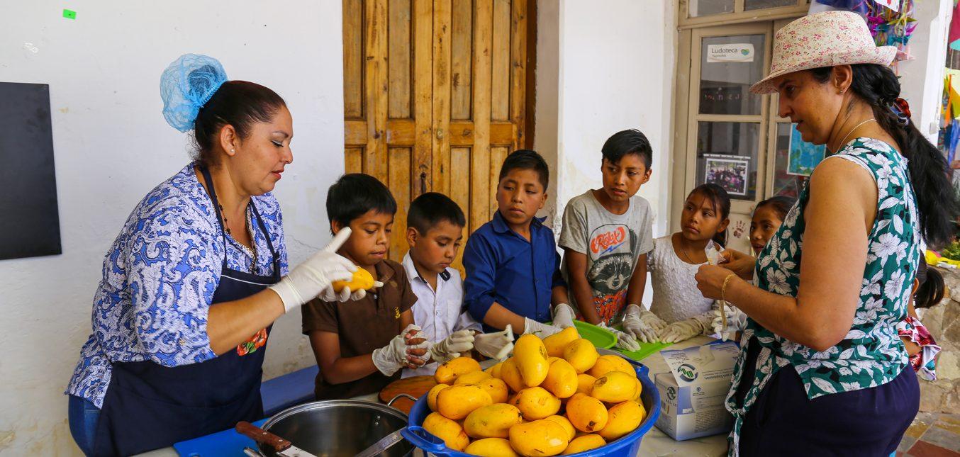 Receta de mermelada de mango
