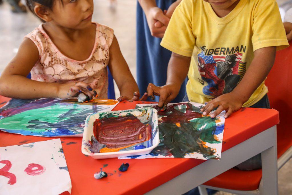 Situación infantil en México